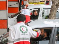 A pandemia de coronavírus em fotos: Irã pede à população que fique em casa - 19.mar.2020