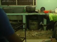 Incêndio atinge orfanato no Haiti e mata crianças