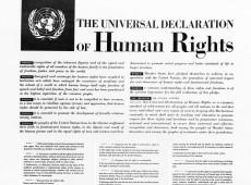 Hoje na História: 1948 - Declaração Universal dos Direitos Humanos é aprovada