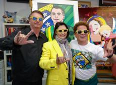 Bolsonaro dobra a aposta e conclama ao golpe