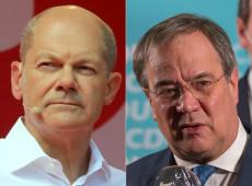 Alemanha: Boca de urna mostra empate entre SPD e bloco de Merkel