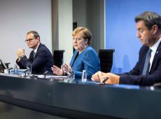Merkel cancela Páscoa na Alemanha e reforça restrições para deter a pandemia