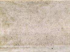 Hoje na História: 1215 - Magna Carta é promulgada na Inglaterra