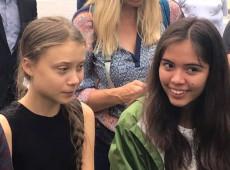 "Greta Thunberg e Xiye Bastida criticam Cúpula do Clima: ""Custam aceitar que era dos combustíveis fósseis acabou"""