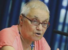 """Amelinha Teles: """"Meu medo é que o capitão Jair Bolsonaro atue como ditador"""""""