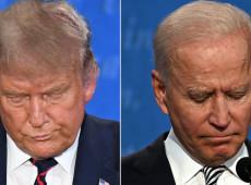 Trump vs Biden: Pior debate já visto deixa nas trevas processo eleitoral dos EUA