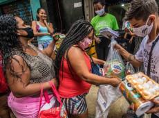 Com alta dos alimentos e fim do auxílio, Brasil corre risco de voltar ao mapa da fome