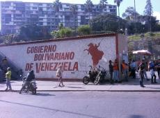 Venezuela enfrenta criminoso bloqueio econômico dos Estados Unidos há 15 anos