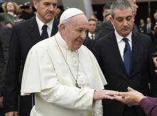 Papa institui trabalho missionário a futuros diplomatas