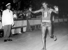 Roma, 1960: Etíope Abebe Bikila entra para a história ao vencer maratona com pés descalços