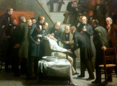Hoje na História: 1842 - Éter é usado pela primeira vez em anestesia