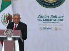 López Obrador: Llegó la hora de una nueva convivencia en América
