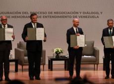 México quer avançar com diálogo e acabar com sanções contra Venezuela