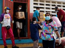 Estudantes brasileiros de Medicina na Venezuela auxiliam comunidades no combate ao coronavírus