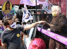 Com Boulos e Erundina, as forças democráticas estão no segundo turno em São Paulo