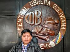 """Bolívia: Governo tacha como """"terroristas"""" lideranças que lutam por vida e democracia"""