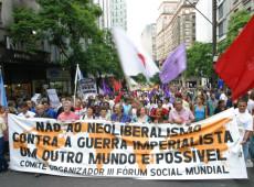 Espaço de luta contra o neoliberalismo, Fórum Social Mundial terá início em 23 de janeiro