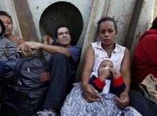 Tráfico e abuso de migrantes indocumentados em trânsito
