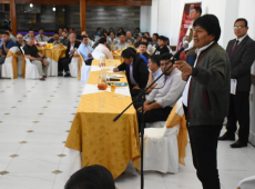 Bolívia: Evo Morales diz ter gravações em que ex-militares preparam golpe caso seja reeleito