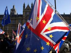 Após Brexit, Parlamento Europeu aprova acordo comercial com Reino Unido