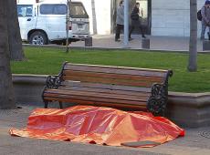 Capitalização da Previdência no Chile faz idosos morrerem trabalhando e suicídio bater recorde