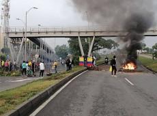 Colombianos realizam greve geral contra proposta de Iván Duque que prevê aumento de impostos
