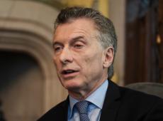 Macri reconhece derrota e convida Fernández para ir à Casa Rosada