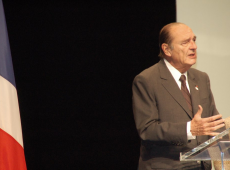 Morre ex-presidente francês Jacques Chirac