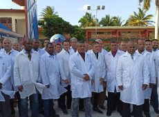 Cuba vai enviar médicos à província de Buenos Aires para ajudar na luta contra coronavírus