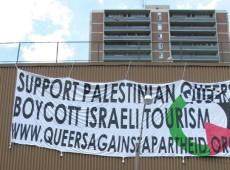 Não é fácil ser gay em nenhum lugar do mundo, diz ex-líder de ONG para lésbicas palestinas