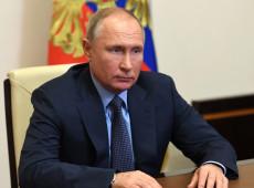 Após EUA, Putin diz que Rússia pode apoiar suspensão de patentes para vacinas contra COVID-19