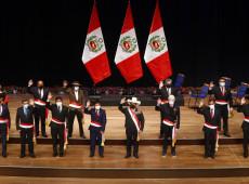 Peru: Gabinete de Castillo enfrenta votação decisiva no Congresso