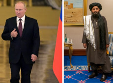 Traição aos princípios do Kremlin? As suspeitas relações entre a Rússia e o talibã