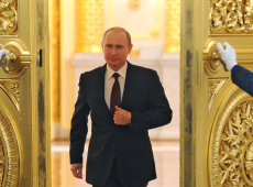 Putin nomeia novo governo, mas mantém ministros da defesa e relações exteriores