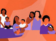Especial: Um retrato das lutas e desafios das mães solo para sobreviver durante a pandemia