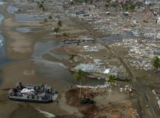 Aquecimento global dobrou número de catástrofes naturais no mundo, diz ONU