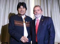 Elite da América Latina não sabe conviver com a democracia, diz Lula sobre golpe na Bolívia