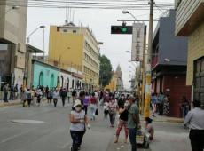 Pós-pandemia: no Peru, mais de 10 milhões de trabalhadores sentirão o gosto do desemprego