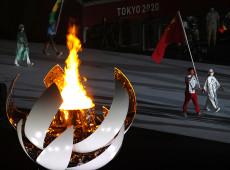 A China, as Olimpíadas e a geopolítica