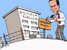 O que está por trás do desmonte da educação pública promovida pelo Governo Bolsonaro?