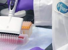 Pfizer diz que sua vacina contra covid-19 tem 95% de eficácia