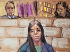 Acusada de narcotráfico, esposa de El Chapo pode ser condenada à prisão perpétua