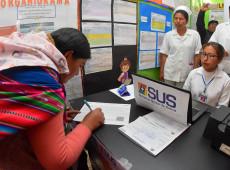 Após golpe, mais de US$ 200 milhões investidos por Evo em SUS são desperdiçados na Bolívia
