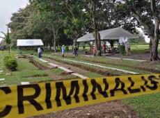 Exumação e identificação de vítimas da invasão dos Estados Unidos reiniciam no Panamá
