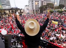 Central Única dos Trabalhadores parabeniza vitória de Pedro Castillo no Peru