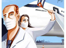 Cuba amplia apoio solidário a países no combate a pandemia provocada pelo Covid-19