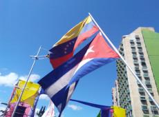 Cuba e Venezuela mostram ao mundo que não se curvam facilmente