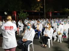 Cuba envia 212 médicos à Venezuela para combater o novo coronavírus