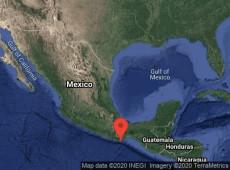 Terremoto de 7.5 graus atinge México e deixa ao menos um morto