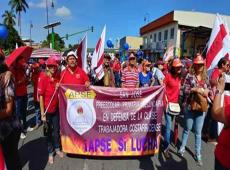 Pela 3ª semana seguida, manifestantes protestam contra reforma tributária na Costa Rica